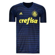 8b97fec2c6 Camisa Goleiro Palmeiras 2018 19 Adidas