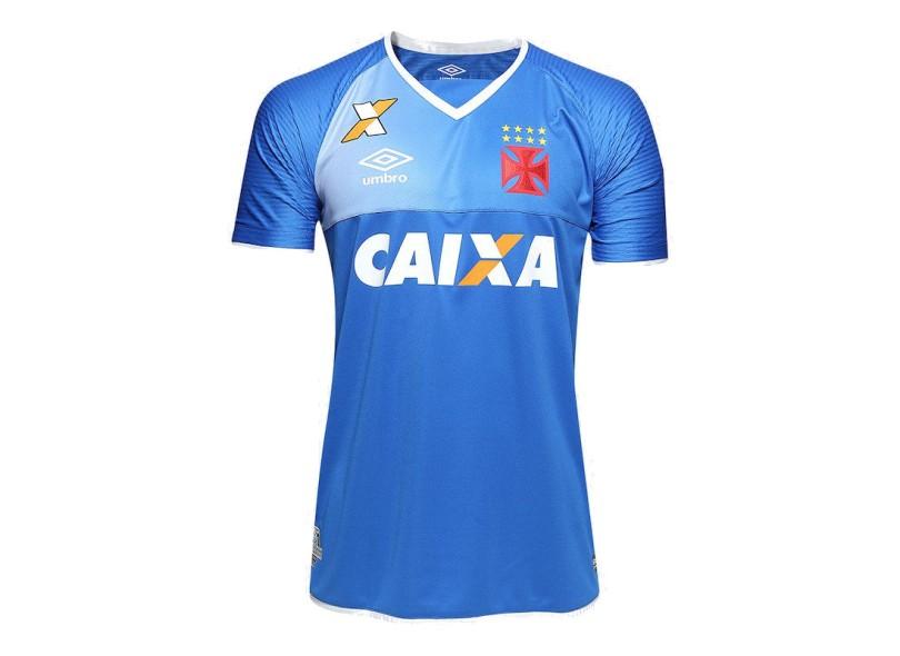 Camisa Vasco da Gama 2017 18 Goleiro Masculino Umbro 97af1e3d72951