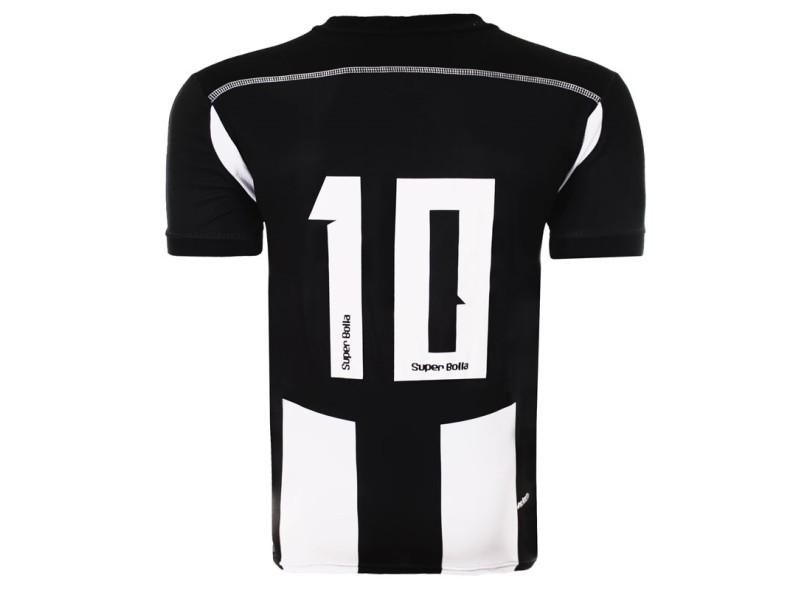 Camisa Asa de Arapiraca I 2016 com Número Jogo Masculino Super Bolla 22f60e675e934