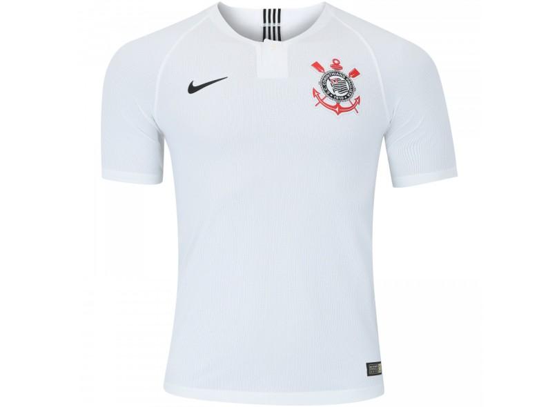 Camisa Corinthians I 2018 19 Jogo Masculino Nike 03205d2d5611d