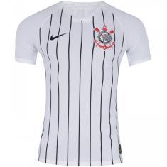 Camisa Jogo Corinthians I 2019/20 Nike