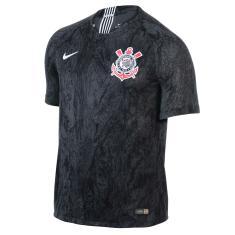 Camisa Jogo Corinthians II 2018/19 Nike