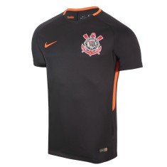 Camisa Jogo Corinthians III 2017/18 Sem Número Nike