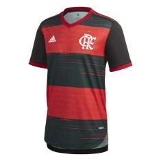 Camisa Jogo Flamengo I 2020/21 Adidas