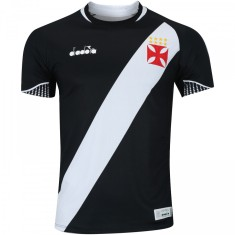 Camisa Jogo Vasco da Gama I 2018 19 Diadora 3d589670fd7e0