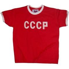 Camisa Retrô CCCP 1970 Infantil Liga Retrô b420e2234bf00