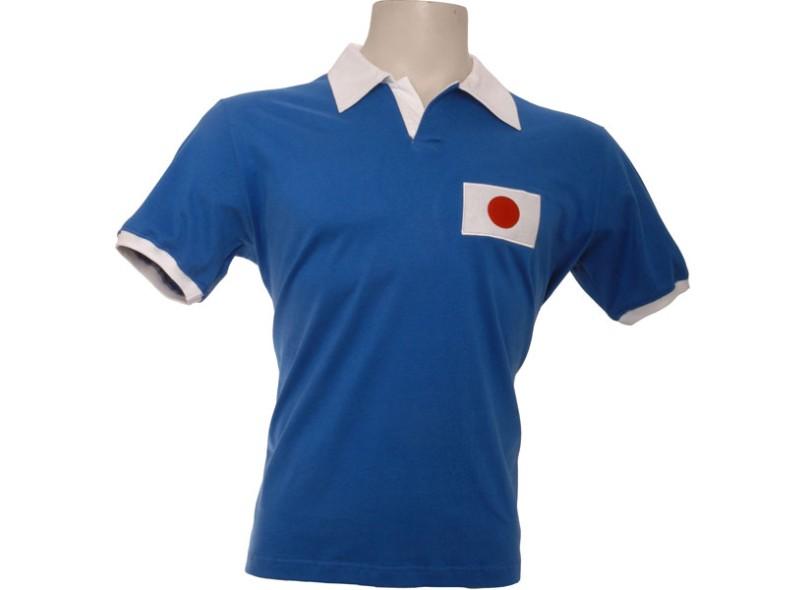 Camisa Japão 1950 Retrô Masculino Liga Retrô 399d0375c97fd