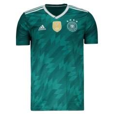 61669d7c8b435 Camisas de Times de Futebol Alemanha II - Segundo Uniforme (Away ...