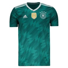 Camisa Torcedor Alemanha II 2018 19 Adidas 3857028b494ec
