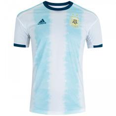 Camisa Torcedor Argentina I 2019/20 Adidas