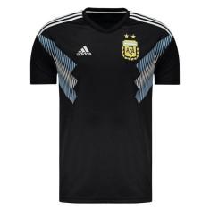 c3552c3f10 Camisa Torcedor Argentina II 2018 19 Adidas