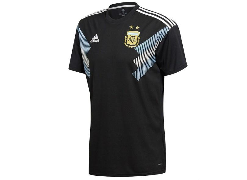 cb85e2bdcb Camisa Argentina II 2018 19 Torcedor Masculino Adidas
