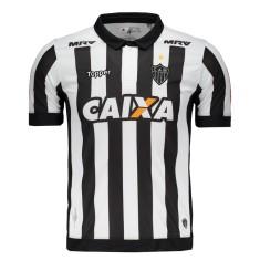 Camisa Torcedor Atlético Mineiro I 2017 18 sem Número Topper 0ec6b9f9de58d