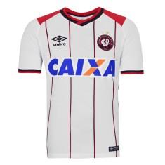 3cd1361b96 Camisa Torcedor Atlético Paranaense II 2016 sem Número Umbro