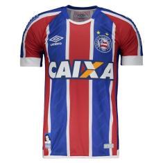 Camisa Torcedor Bahia II 2017/18 Umbro