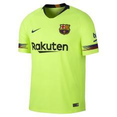 Camisa Torcedor Barcelona II 2018 19 Nike d45090df03eac