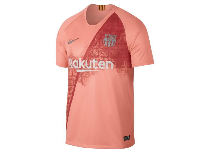 Camisa Barcelona III 2018 19 Torcedor Masculino Nike 360436aded4