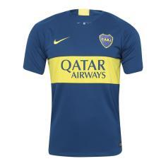 Camisa Torcedor Boca Juniors I 2018/19 Nike