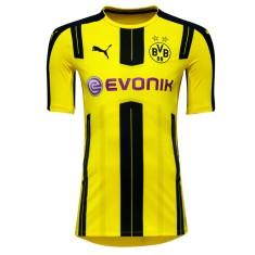 a28a861d6e415 Camisa Torcedor Borussia Dortmund I 2016 17 sem Número Puma