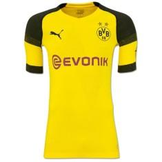 Camisa Torcedor Borussia Dortmund I 2018/19 Puma