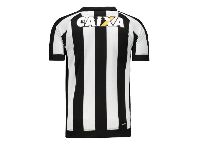Camisa Botafogo I 2017 18 Torcedor Masculino Topper f7d3f55729856