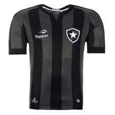 Camisa Torcedor Botafogo II 2016 17 Topper f554e7b2c0ad2