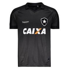 Camisa Torcedor Botafogo II 2017/18 Topper