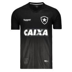 Camisa Torcedor Botafogo II 2018/19 Topper