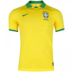 Camisa Torcedor Brasil I 2019 Nike