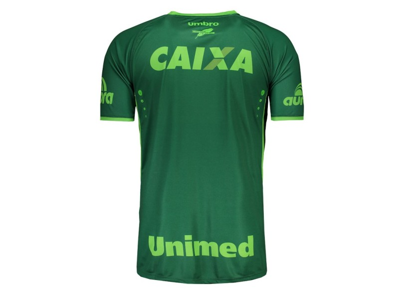 49c187ab43 Camisa Chapecoense III 2016/17 Torcedor Masculino Umbro