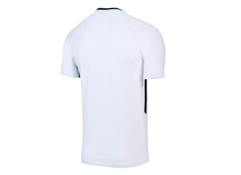 64494bfec Camisa Corinthians I 2017 18 Sem Número Torcedor Masculino Nike