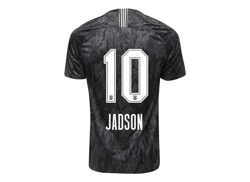 1d86a7fb68 Camisa Corinthians II 2018 19 Torcedor Masculino Nike