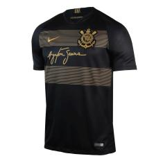 3e6fc547a2 Camisa Torcedor Corinthians III 2018 19 Nike