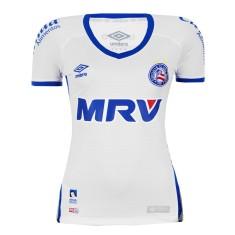 Camisa Torcedor feminina Bahia I 2016 com Número Umbro c28dfcd4a2374