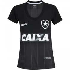 ab3670cb8d Camisa Torcedor Feminina Botafogo II 2018 19 Topper