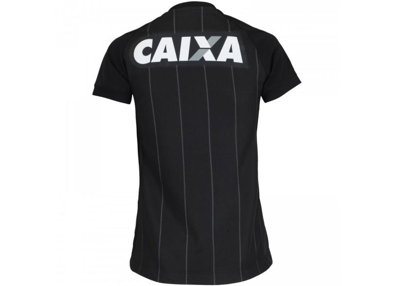 cc170eb9ef Camisa Feminina Botafogo II 2018 19 Torcedor Feminino Topper