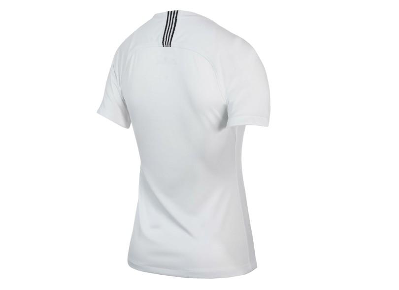 636d397f9ce49 Camisa Feminina Corinthians I 2018/19 sem Número Torcedor Feminino Nike