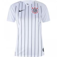 Camisa Torcedor Feminina Corinthians I 2019/20 Nike