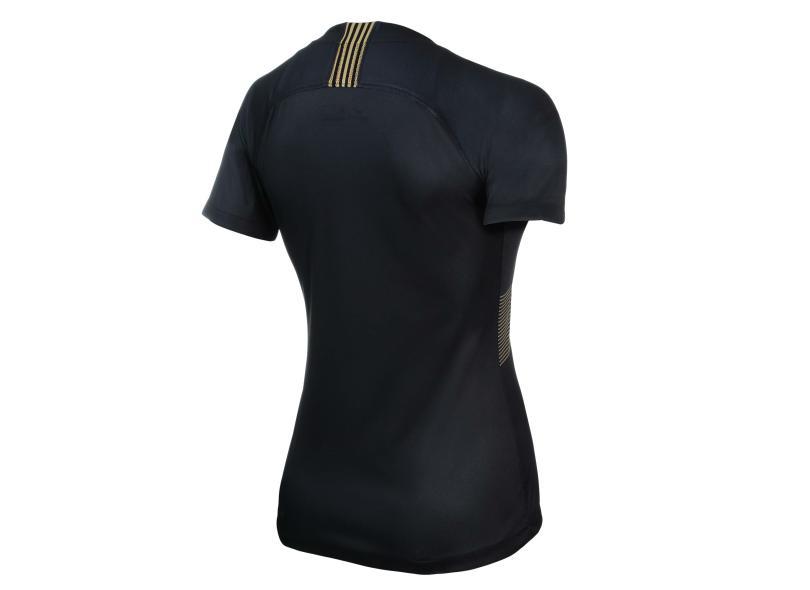 ce4a38d27 Camisa Feminina Corinthians III 2018 19 Torcedor Feminino Nike