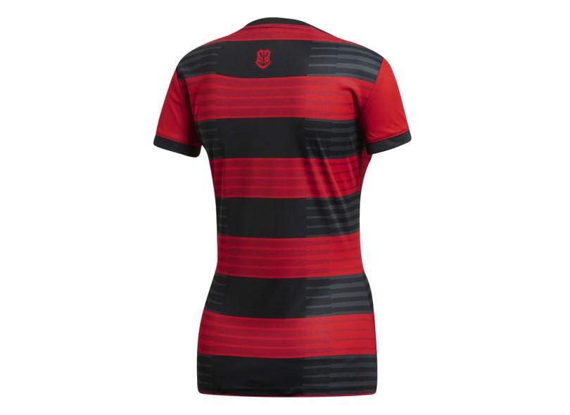 367bfe2616 Camisa Feminina Flamengo I 2018 19 Torcedor Feminino Adidas