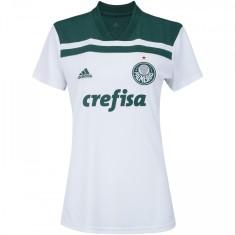 Camisa Torcedor feminina Palmeiras II 2018 19 Adidas 700d12a5730d4