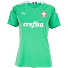 Camisa Torcedor Feminina Palmeiras III 2019/20 Puma