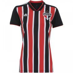 122ef7e1f2 Camisa Torcedor Feminina São Paulo II 2018 19 Adidas