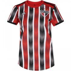 Camisa Torcedor Feminina São Paulo II 2019/20 São Paulo