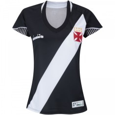 Camisa Torcedor Feminina Vasco da Gama I 2018 19 Diadora a29704c1c64b2