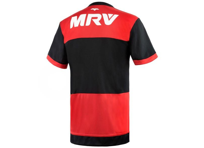 df5a1feb3f Camisa Flamengo I 2017 18 Sem Número Torcedor Masculino Adidas