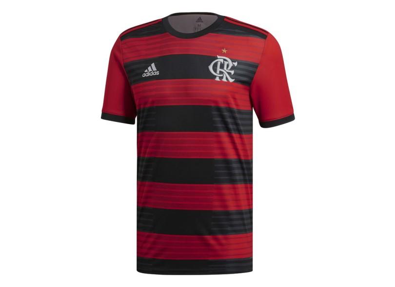 310fa933ff Camisa Flamengo I 2018 19 Torcedor Masculino Adidas