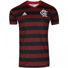 Camisa Torcedor Flamengo I 2019/20 Adidas