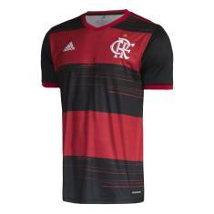 Camisa Torcedor Flamengo I 2020/21 Adidas