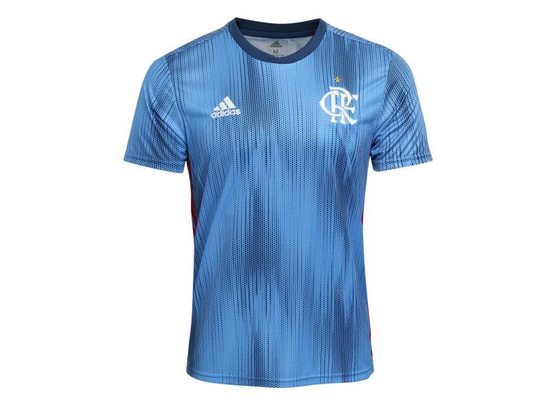 Camisa Flamengo III 2018 19 Torcedor Masculino Adidas 3c3e54c5e534f
